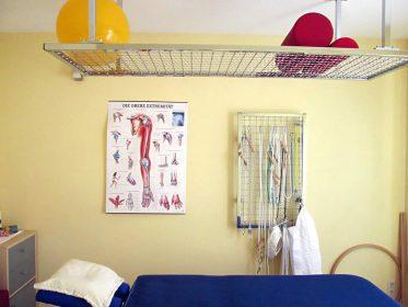 Manu's Physio-Service – Behandlungszimmer 1