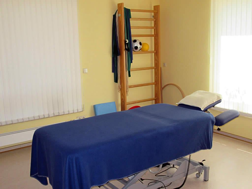 Manu's Physio-Service – Behandlungszimmer 3